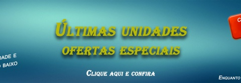 Banner Últimas Unidades